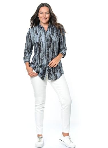 Gömlek-Stefanel